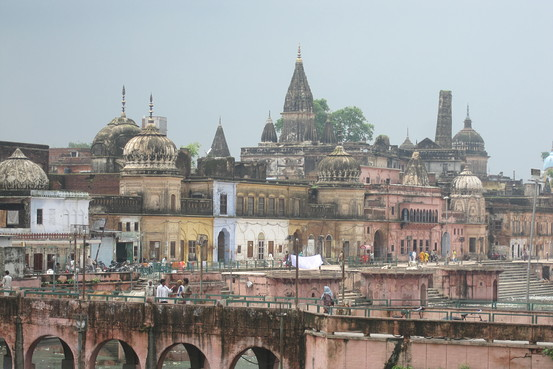 AYODHYA FEELS LIKE RAMAYANA TIMES