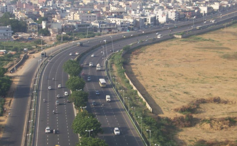 COST OF LAND FOR HIGHWAYS HAS GONE UP 6 TIMES DUE TO LAND LAW