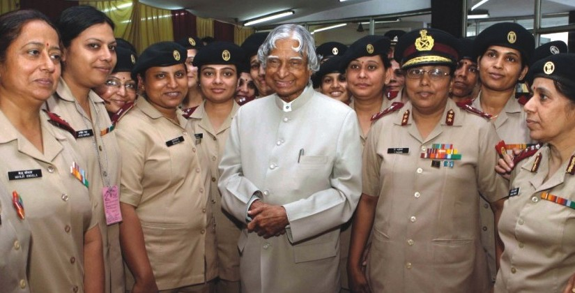 President Kalam passed away