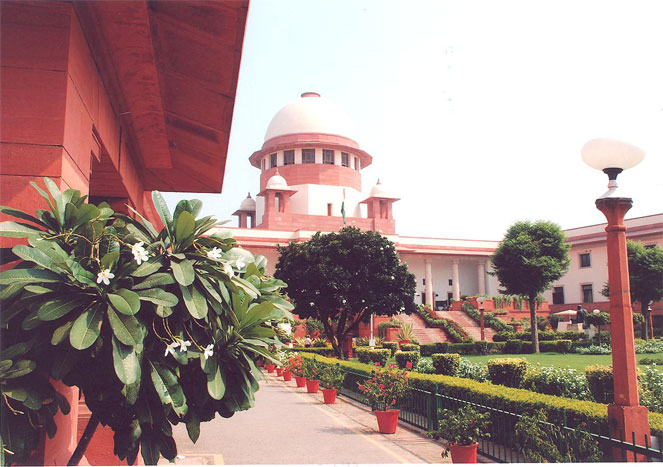 SUPREME COURT JUMPS TO PUSH GOVT