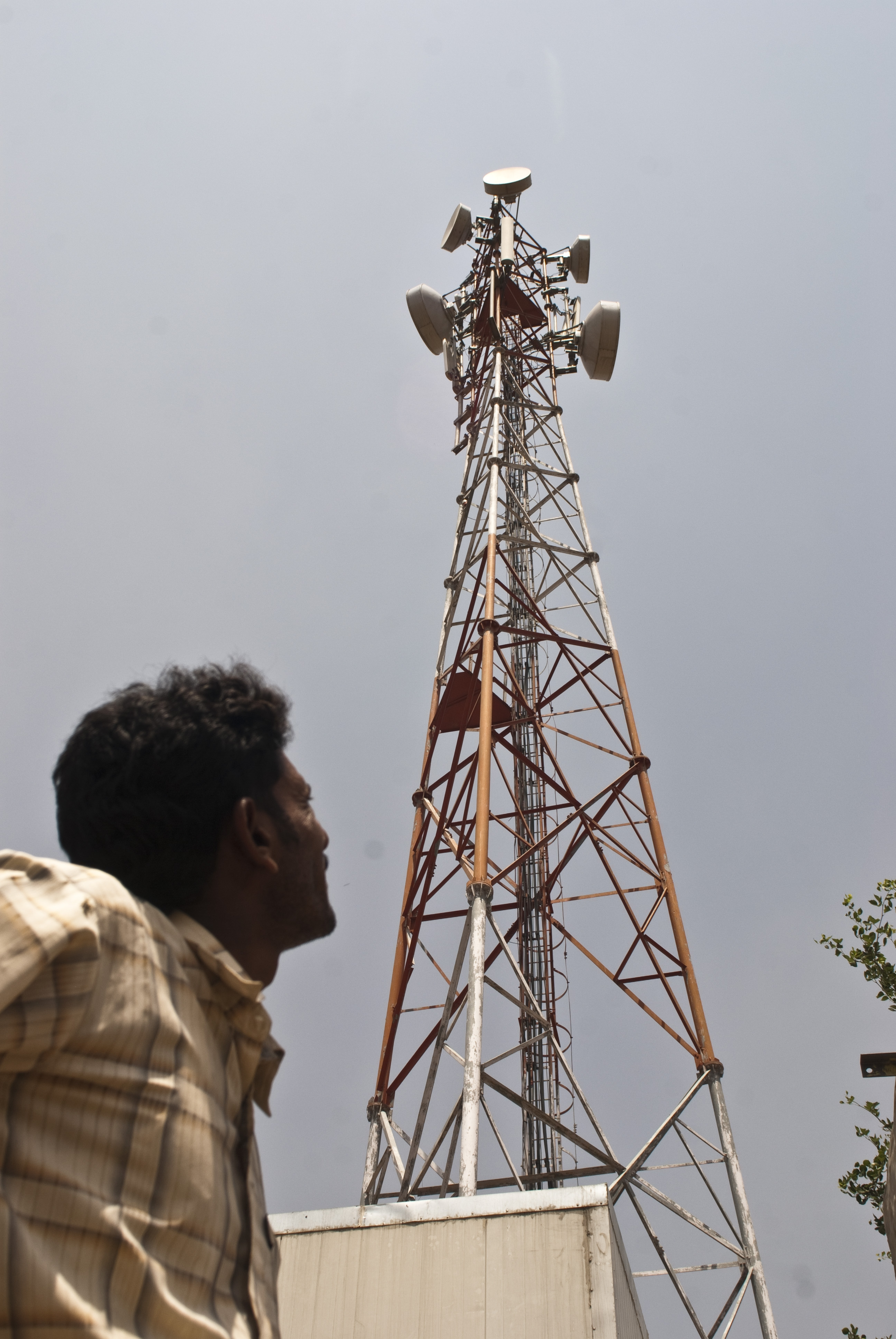 Indian Mobile Tower