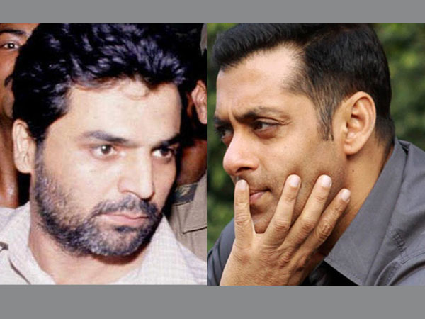 Yakub Memon and Salman Khan