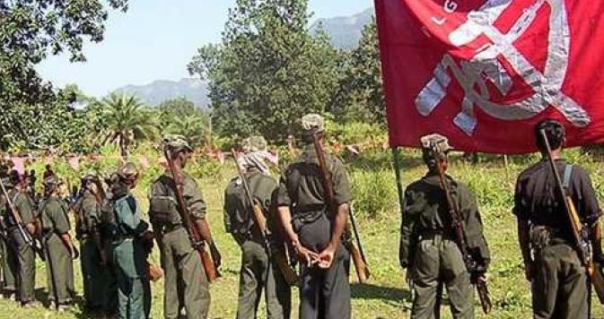 Maoists or Left wing extremists in Chhattisgarh, Odisha etc.