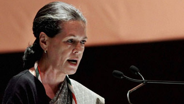 Sonia Gandhi doesn't accept Narendra Modi as Prime Minister
