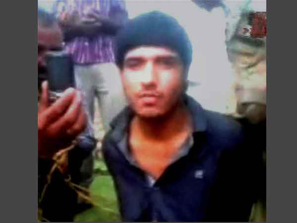 CAPTURED UDHAMPUR TERRORIST