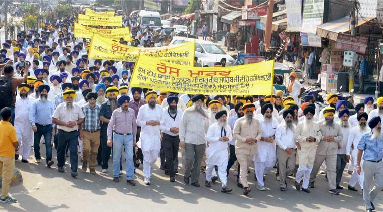 Punjab Protest