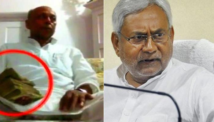 Nitish Kumar's JD(U) cabinet