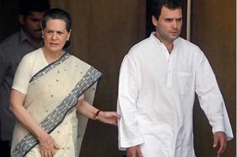 Rahul & Sonia - Bihar Election Rallies