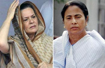 Mamta and Sonia