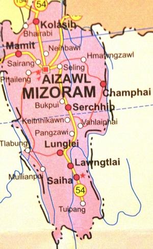 Mizoram