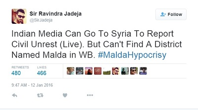 Indian Media Hypocrisy
