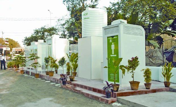 New Delhi Toilets