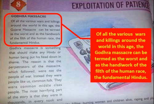 Congress Manipulation of Textbooks