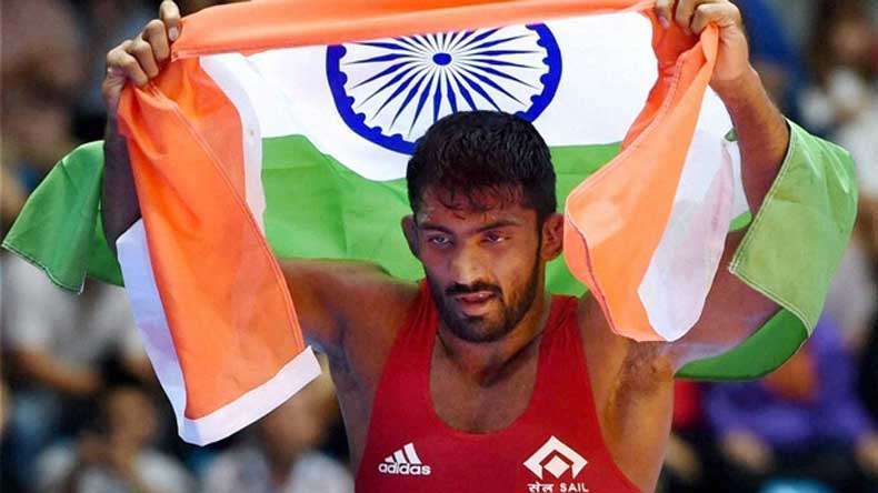 Yogeshwar Dutt - India's star wrestler
