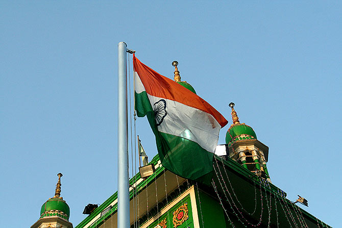 Peer Makhdum Saheb - Indian Tricolour