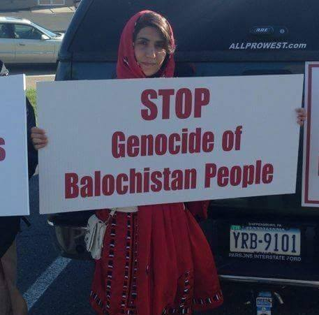 Genocide of Balochistan PeopleGenocide of Balochistan People