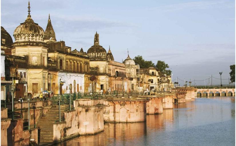 Ayodhaya Is Also Called Chhota Mecca