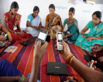 Internet Usage Among Indian Women Very Low