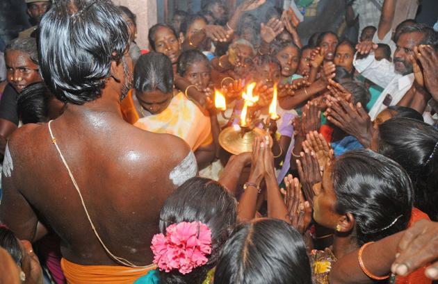 Dalits In Temples And Festivals