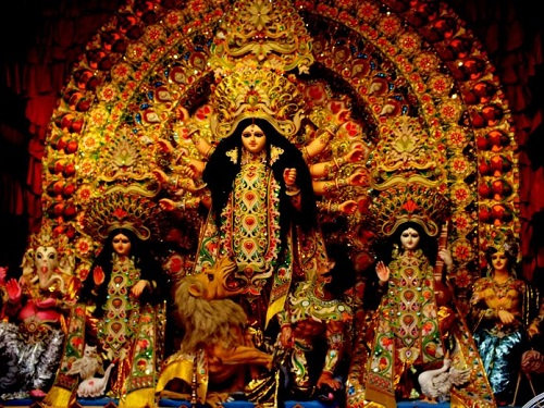 For The 4th Year, Bengalis Not Allowed To Celebrate Durga Puja Due To Fear Of Muslims...?