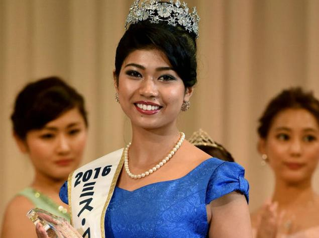 Ms. Priyanka, An Indo-Japanese Wins Miss Japan And Gets Criticized Strongly
