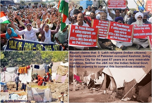 Make PoK Refugees Citizens Of Jammu & Kashmir