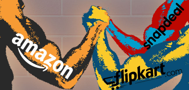 Indian eCommerce Companies Are Losing Out To Amazon