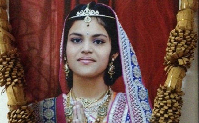 Jain Girl Dies After A 68 Day Fast...