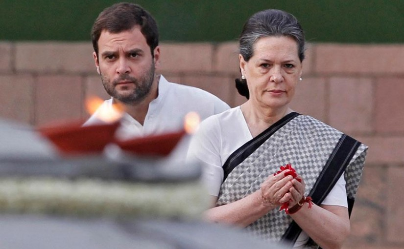 Upset Congress Leaders Says Rahul Gandhi Should Be Sacked...