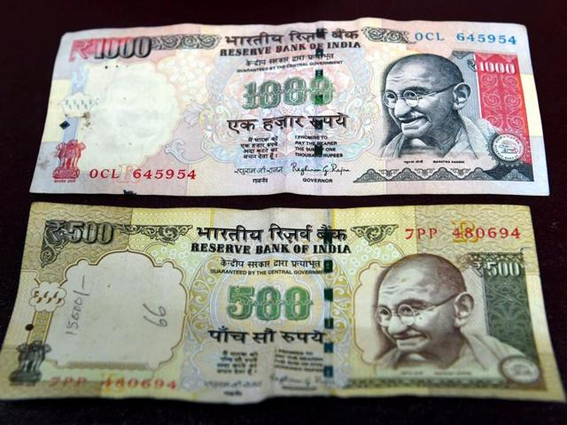 Govt's Shock Announcement To Scrap Rs. 1,000 & 500 Notes