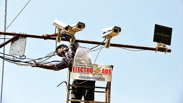 50% Of Delhi's Cctv Are Not Working