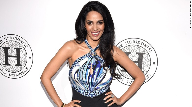 Actress Mallika Sherawat Attacked In Paris For No Reason