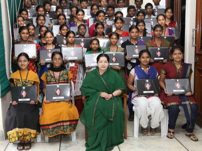 Jayalalitha, Amma, Was The Mother Of Welfare Schemes