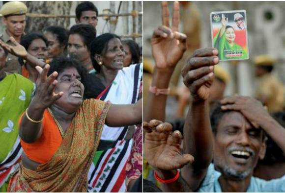 Jayalalithaa Untimely Demise