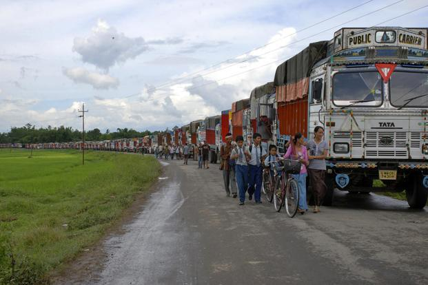Strong Action Needed Against Naga Rebels Blocking Manipur