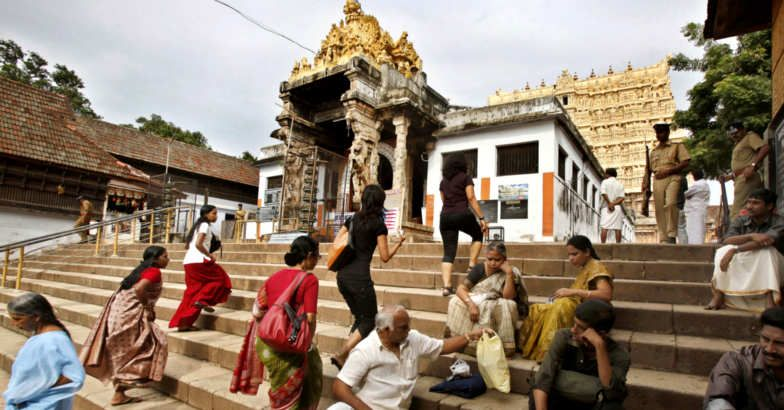 Richest Hindu Temple Relaxes Dress Code For Women