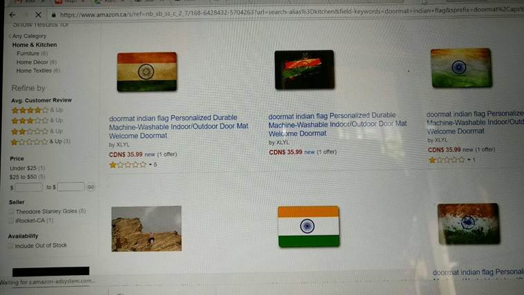 Amazon Buckled Under Indian Pressure