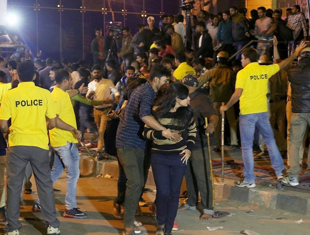 Mass Molestation In Bengaluru On New Year's Eve... Why?