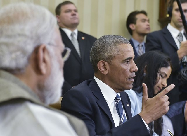 Obama Was Successful Only Due To PM Modi