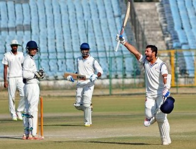 Samit Goel Scores 359 Not Out In Ranji Match - A New World Record