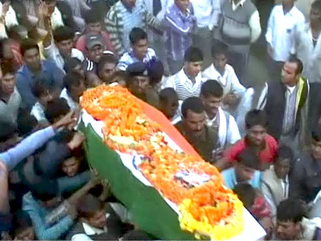12 CRPF Jawans Killed By Maoists On Election Day...