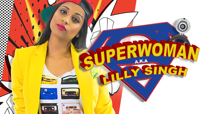 Lilly Singh - YouTube's Highest Paid Woman