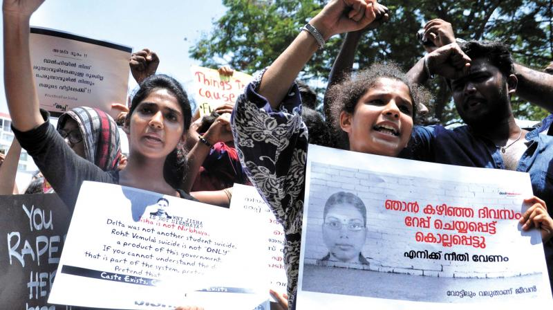 No Women's Day for Kerala - Losses for Only 1 Community?
