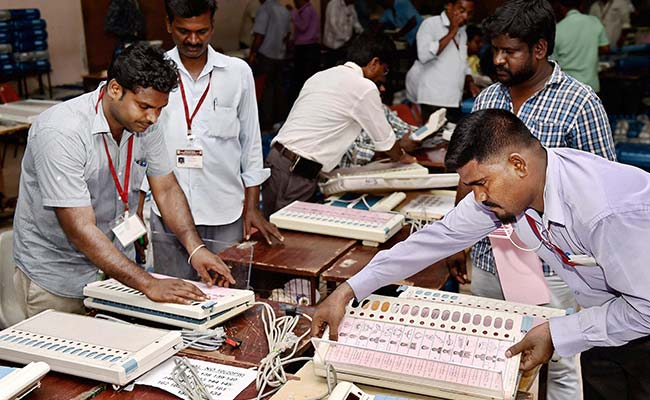 Opposition Feels EVMs Are Rigged Only In States They Lose...