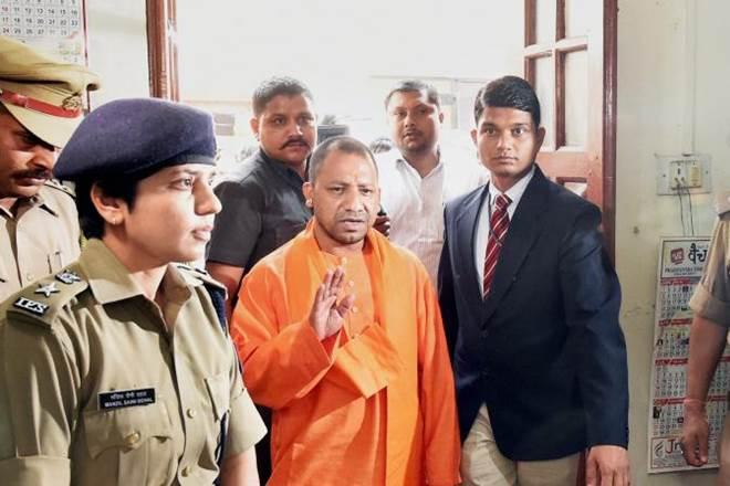 Uttar Pradesh Will Be Safe In 100 Days - Never Happened Before