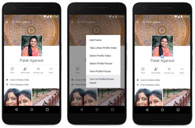 Facebook is forcing Indian Women to upload selfie?