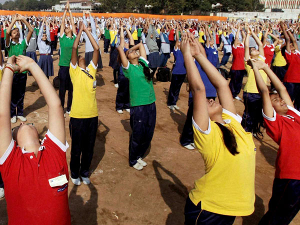 Yoga Getting More Popular In Nagaland, A Christian Majority State...