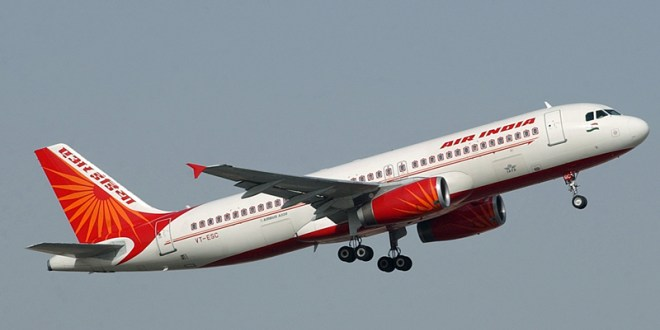 Air India goes all vegetarian on domestic flights only