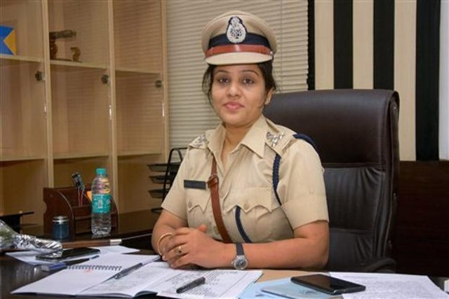 D Roopa, DIG of Police, was transferred 17 times in 17 years...
