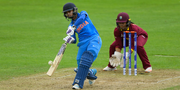 Superb Show! Mithali Raj, India's Captain Sets A Record